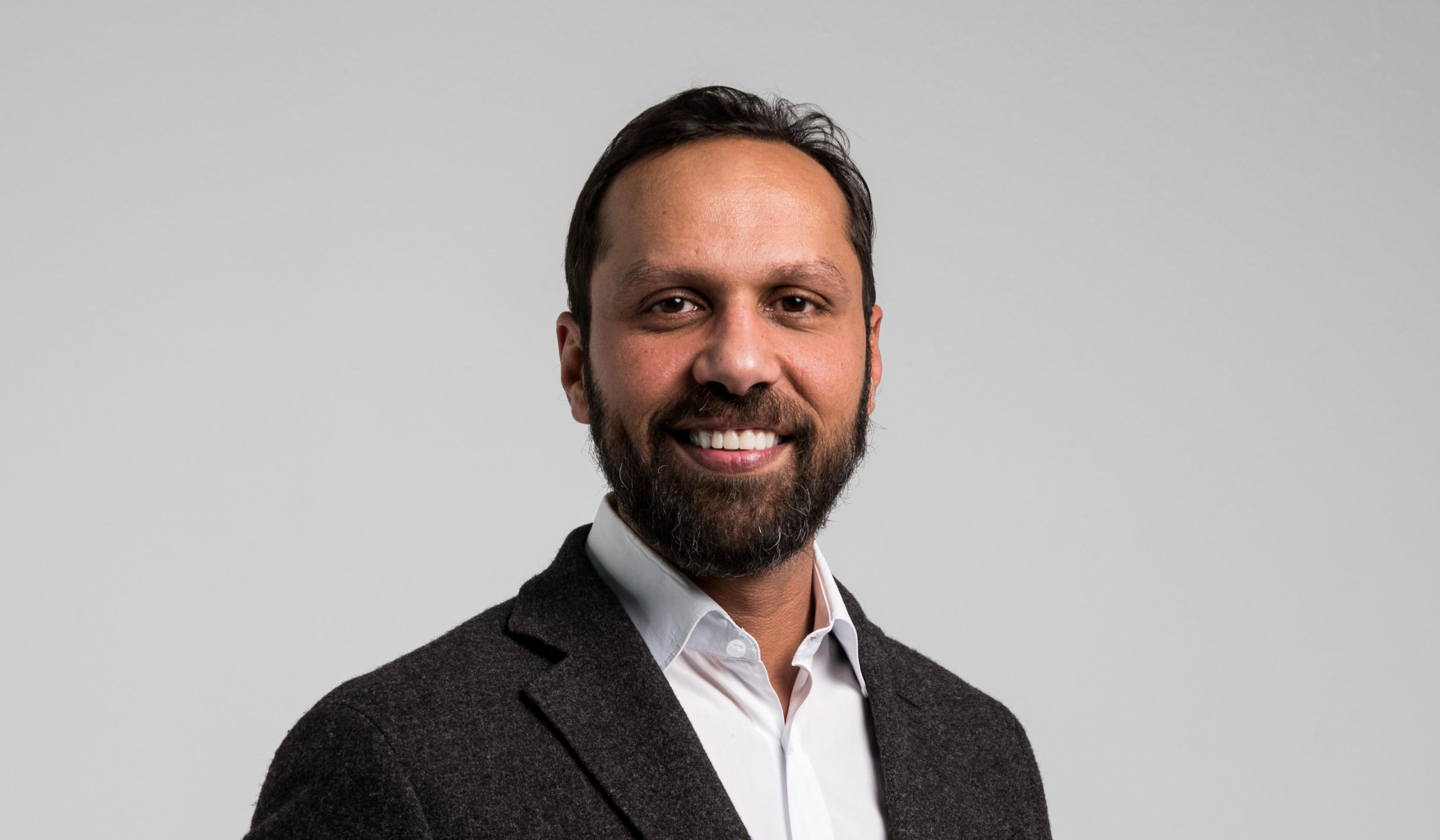 Ashraf Samy, Chief Corporate Officer at CEQUENS