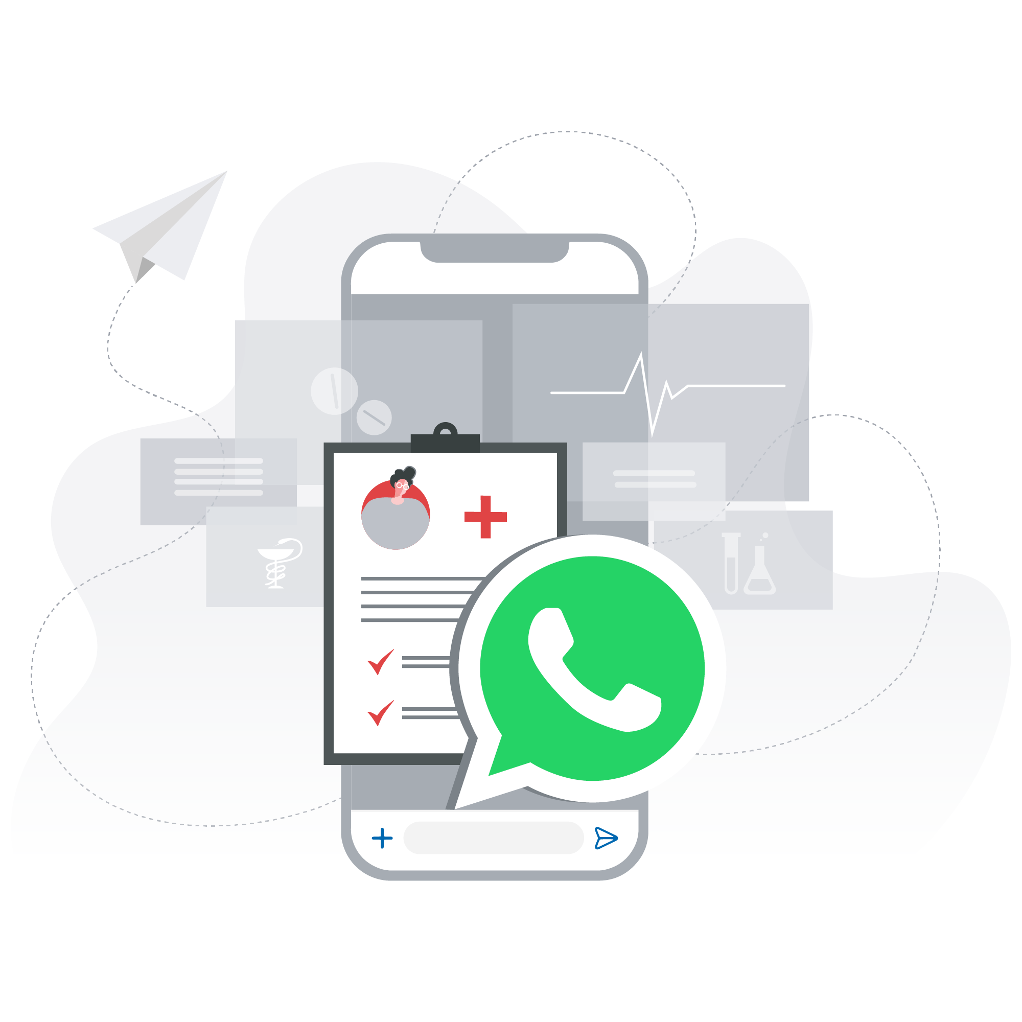5 WhatsApp Business Use Cases for Healthcare