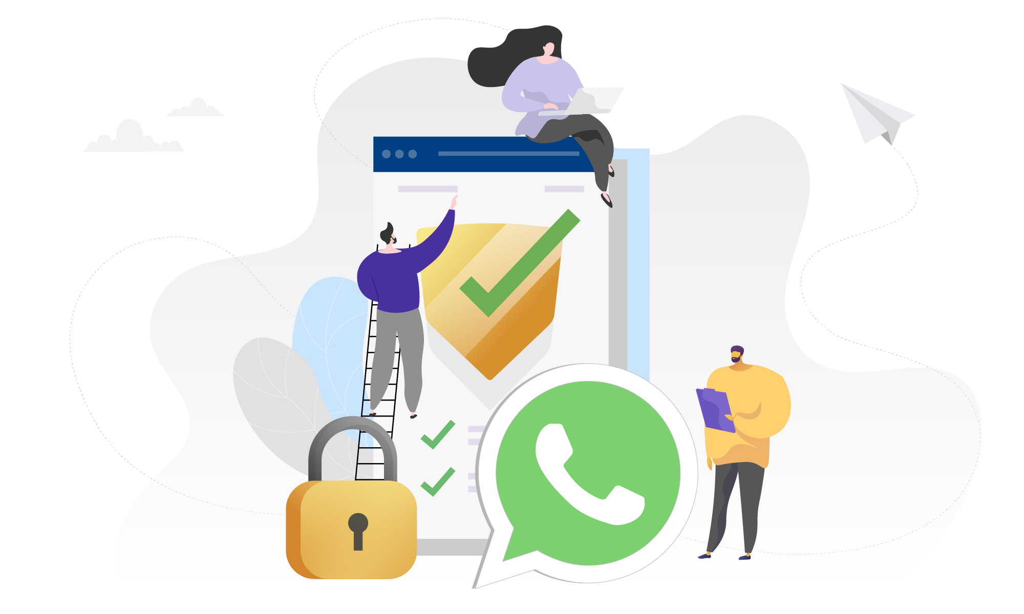 How to collect customer opt-ins for WhatsApp Business?