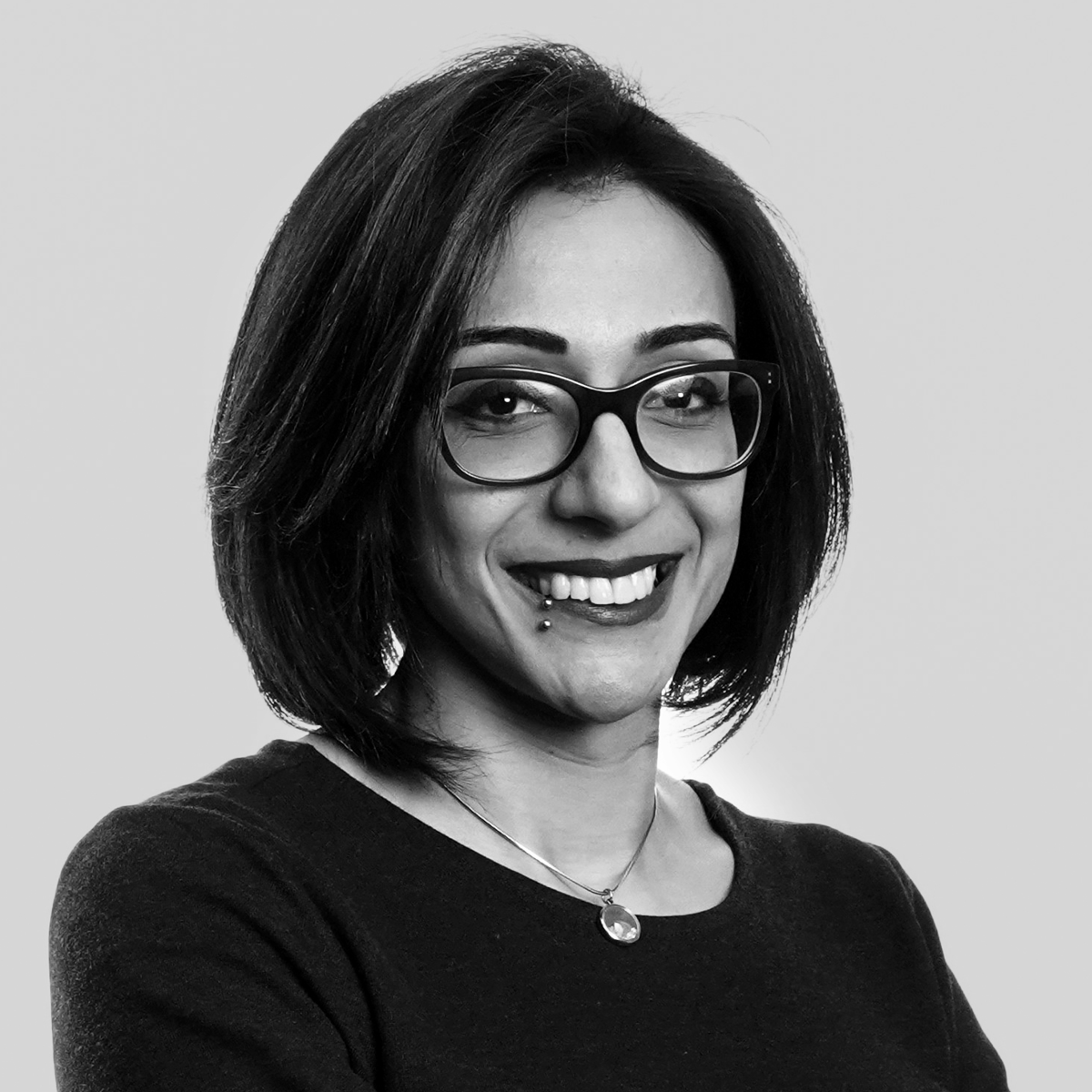 Zeinab Shaker, Head of Customer Solutions Consultancy