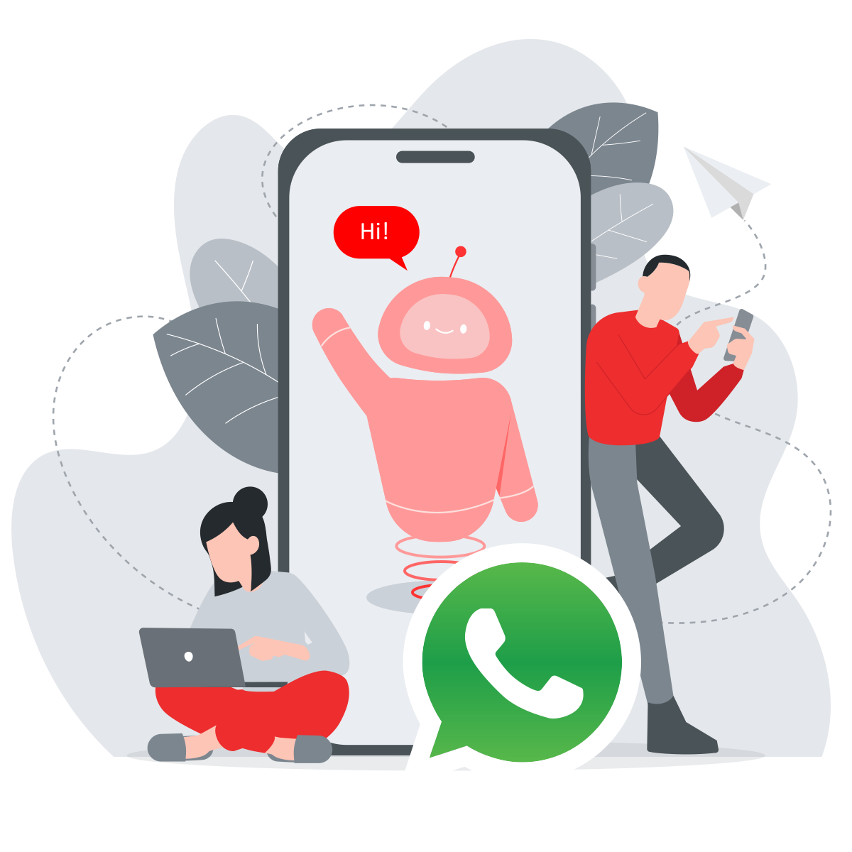 7 Examples of How MEA Businesses are using WhatsApp Business