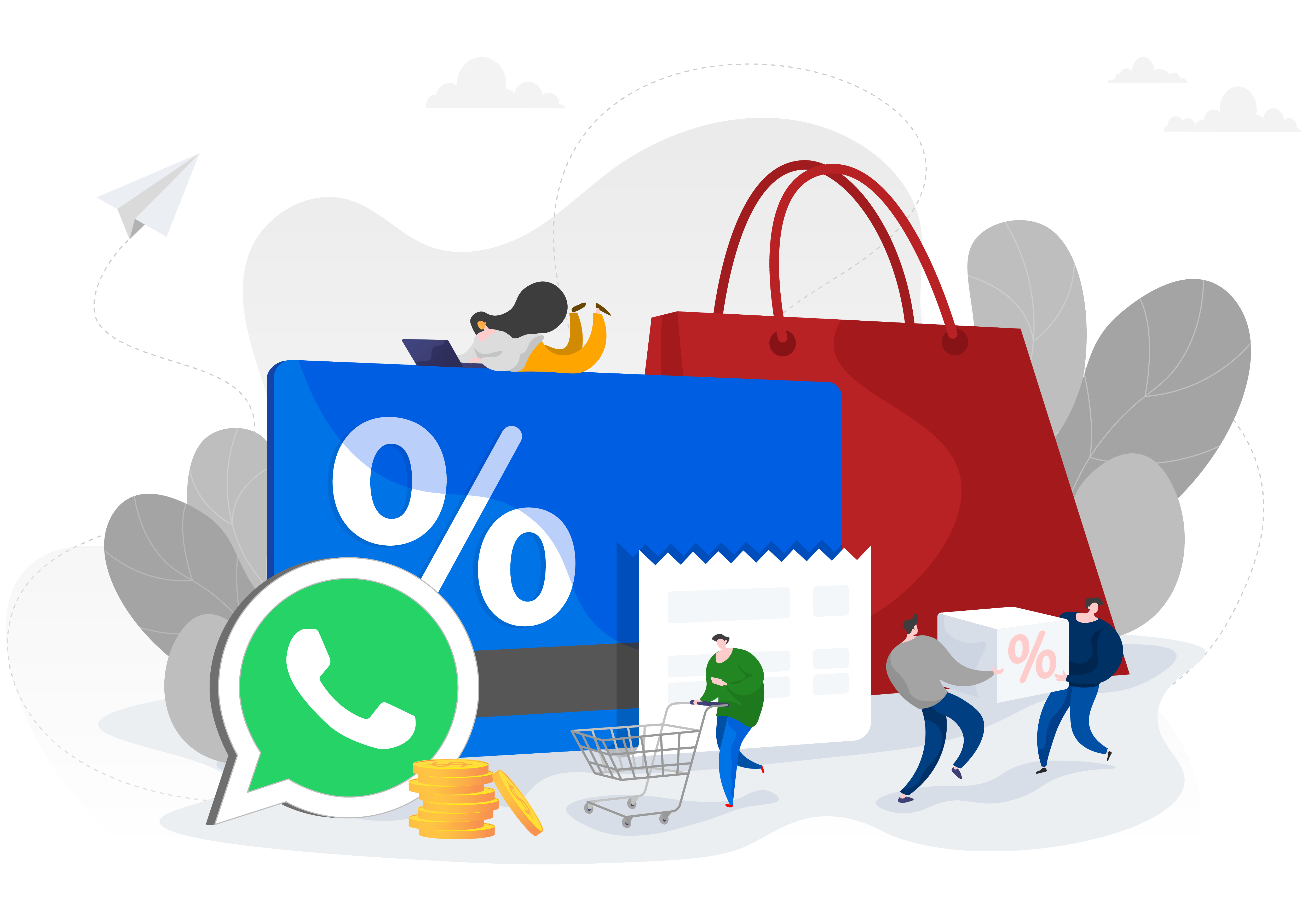 WhatsApp Business use cases for retail