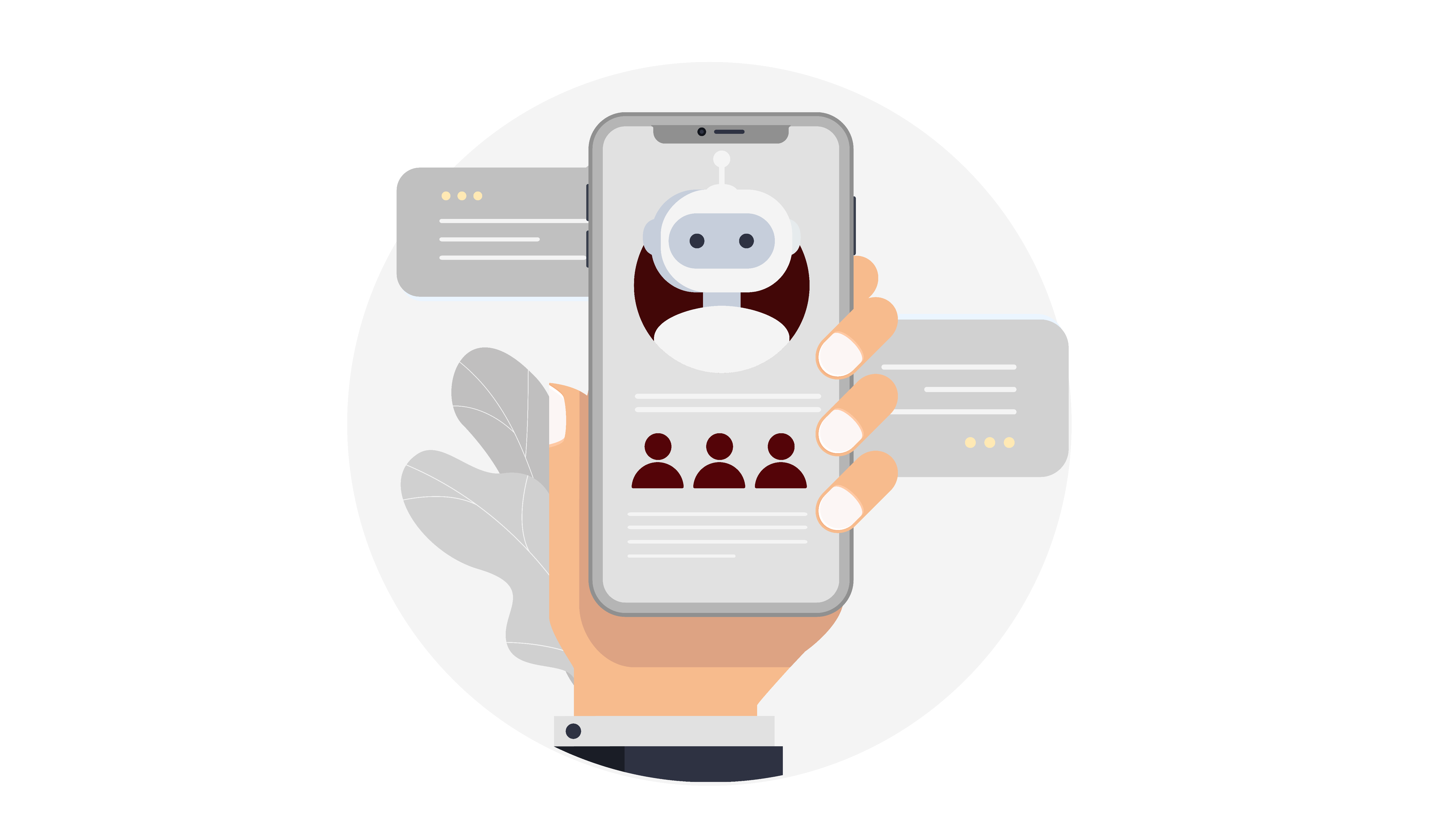 How chatbots earned a spot in the customer support ecosystem