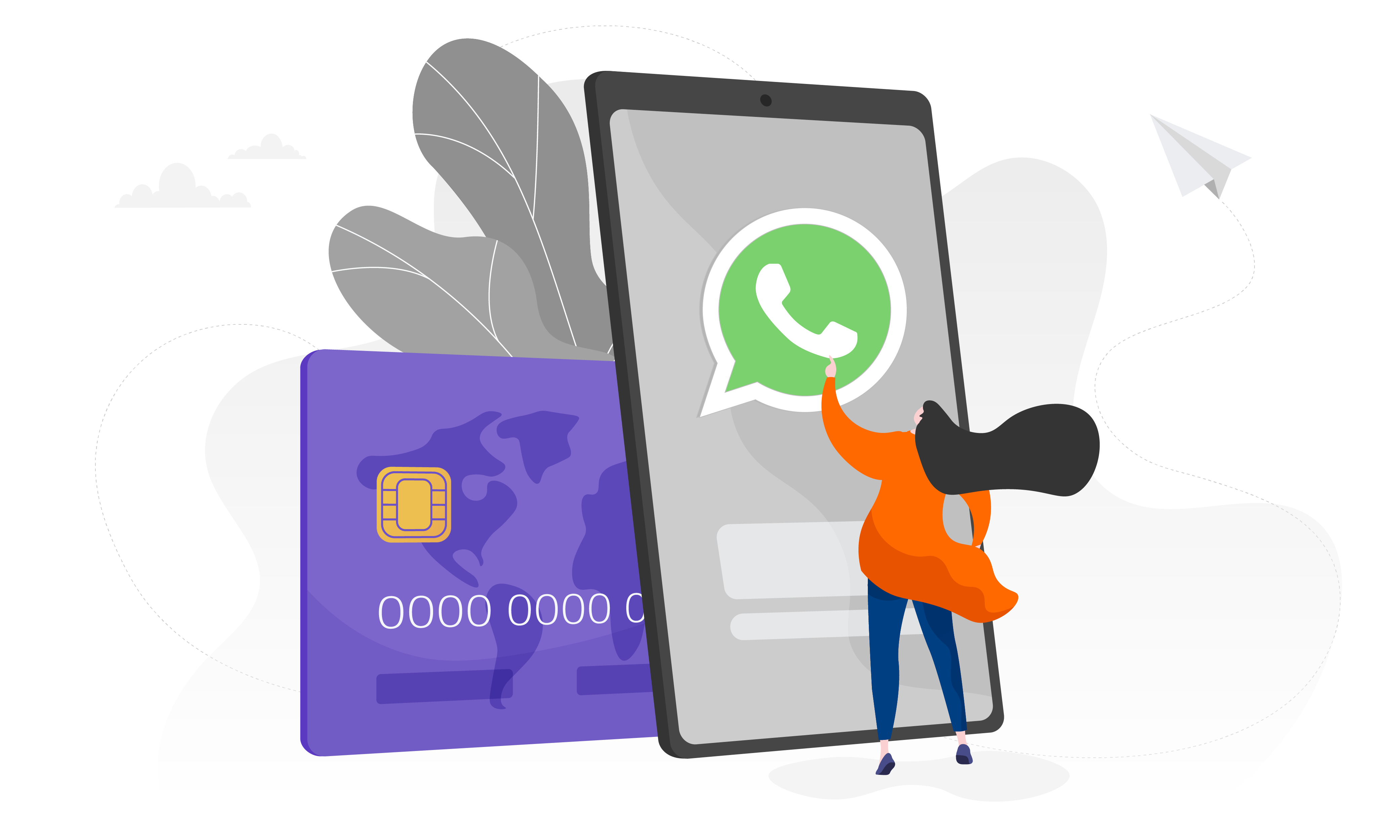 How banks can deliver seamless customer experiences on WhatsApp