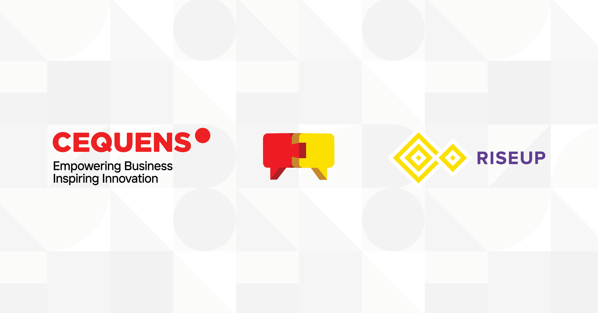 CEQUENS joins RiseUp From Home as a Communication Partner