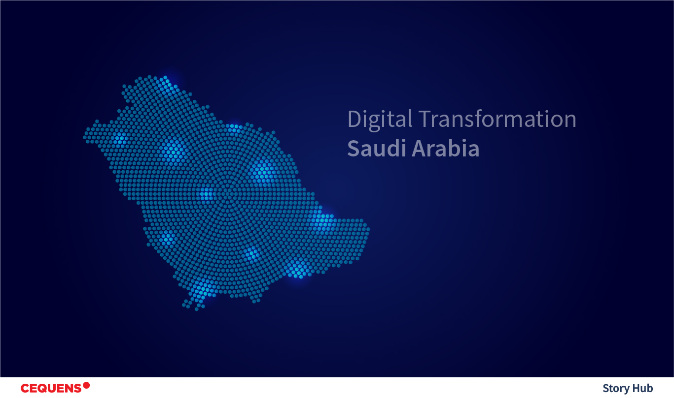 Transforming the Economy of Saudi Arabia by Going Digital-Rectangle-100